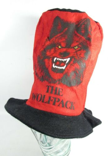 VINTAGE THE WOLFPACK TOP HAT NWO WWE WCW WWF WREST