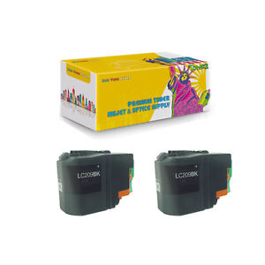 LC209-BK-XXL-2Pcs-Ink-Cartridge-Compatible-For-Brother-MFC-J5320DW-MFC-J5620DW