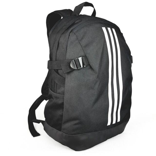a8bb6c78ae adidas Unisex Training Power 2 Backpack Bag Loadspring Black Z30860 for  sale online | eBay