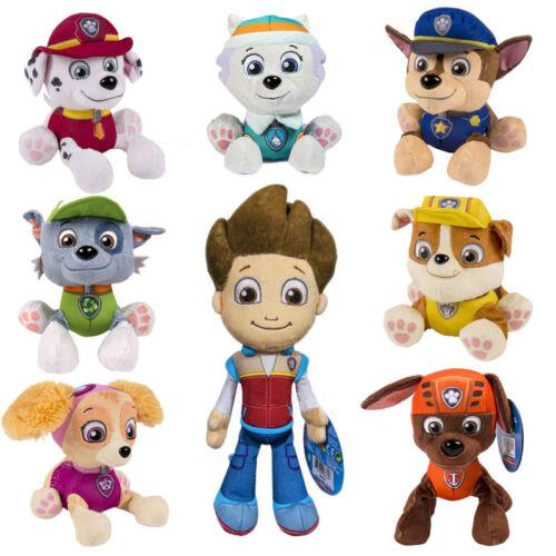 Paw Patrol Pup Pals Skye Zuma Rocky Marshall Kids Gift Soft Plush Toy Dog 9 ensembles