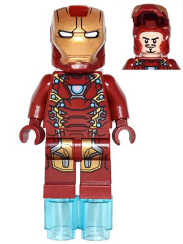 nouveau LEGO IRON homme FROM  SET 76051 CAPTAIN AMERICA CIVIL WAR  (sh254)  service attentionné