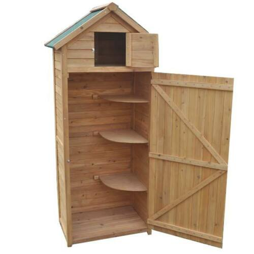 2.5 x 6ft Sale Wooden SENTRY APEX SHED Storage Shed Tool Utility Shed