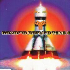 Raver's Nature Take off (1995) [Maxi-CD]