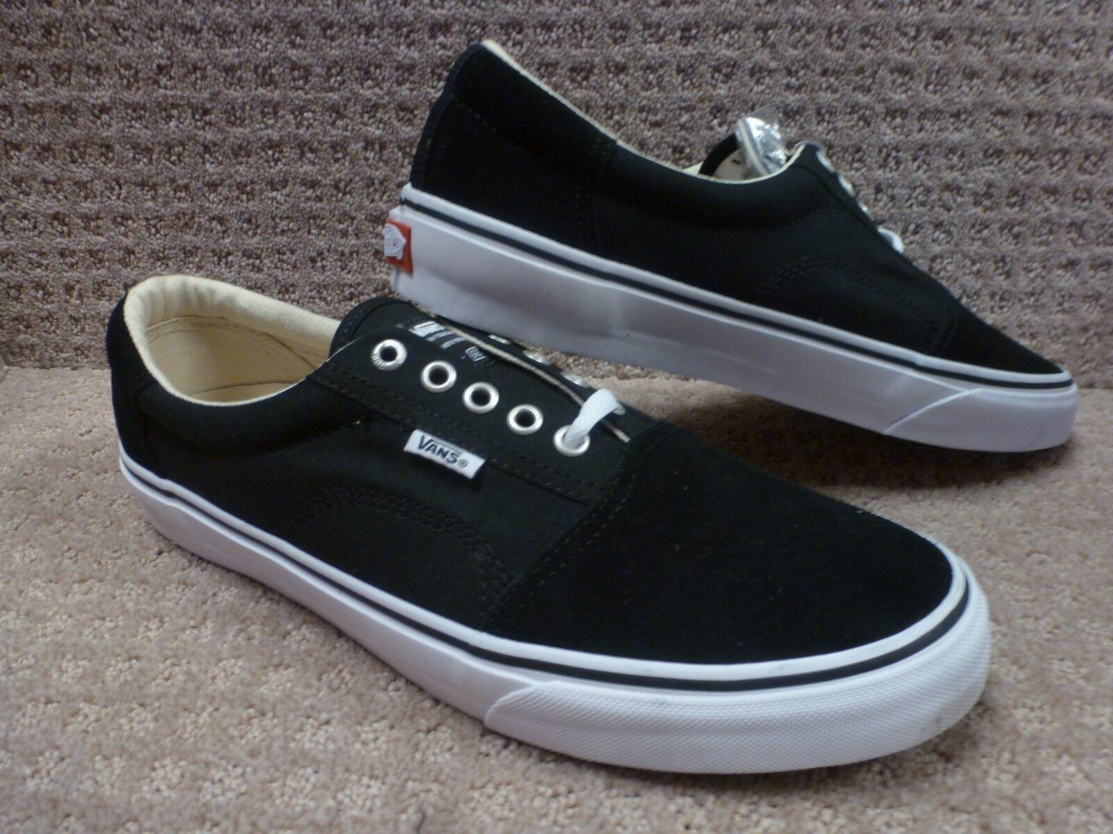 Vans Men's shoes  Rowley Solos   -- color Black White