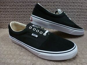 Hombre Solos blanco Vans Color Negro Zapatos Rowley Unanwq0F