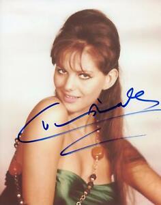 Claudia-Cardinale-AUTOGRAPH-Signed-8x10-Photo-B-ACOA