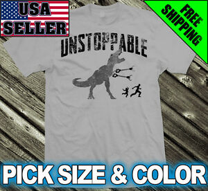 s l300 unstoppable t rex t shirt ~ toy claw hand funny meme dinosaur,T Rex Unstoppable Meme