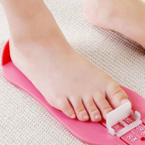 Kid Infant Foot Measure Gauge Shoe Size Baby Child Toddler Measuring Ruler