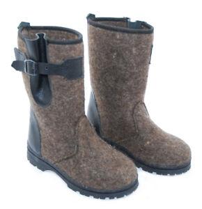 hochwertiges Design fba64 d146e Details zu Russian Original Valenki Felt Boots 100% Wool Winter Walenki UGG  Mukluks