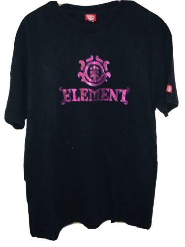 Element Bam Margera vintage large t shirt
