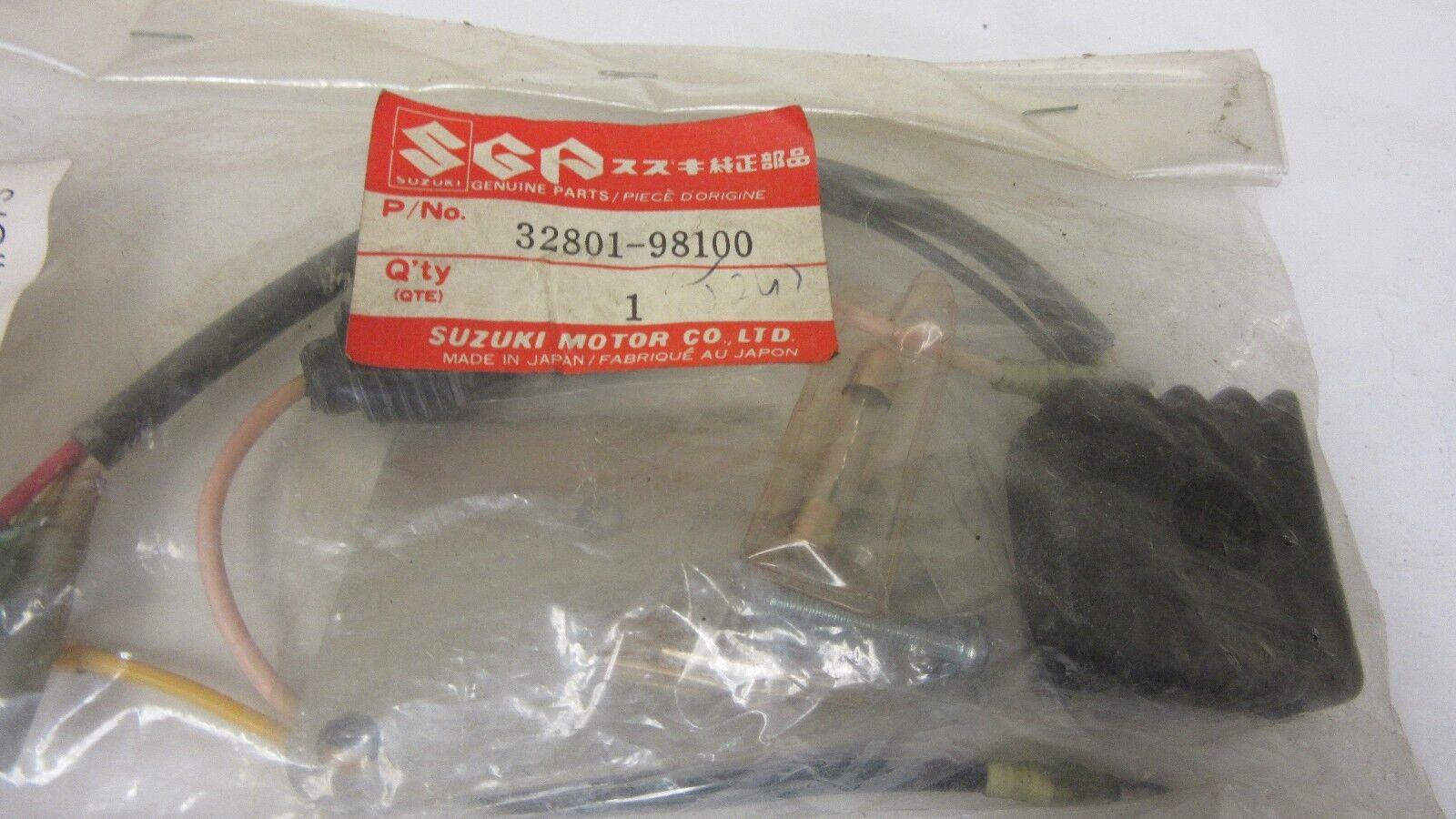Suzuki Outboard Gleichrichter Gleichrichter Gleichrichter Set, Eingestellt Oem-Teil P/n 32801-98100, Neu 8e6567
