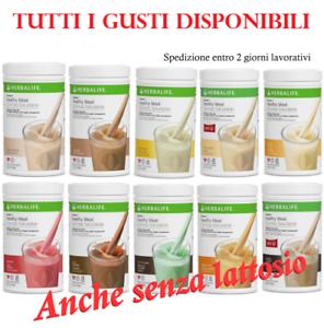 HERBALIFE-formula-1-sostituto-del-pasto-TUTTI-I-GUSTI-DISPONIBILI-550-780gr