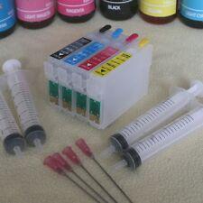 16XL Sublimation EMPTY Refilalble ink cartridges WF-2630WF WF-2650DWF WF-2660DWF