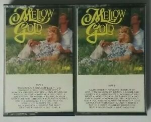 Mellow Gold Cassette Tape Bundle 1991 Mystic Music
