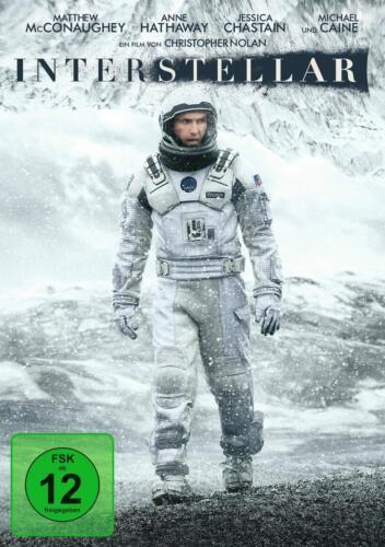 1 von 1 - Interstellar (2015) DVD