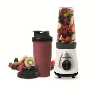Bullet-style-blender-appareil-a-smoothie-cocktail-Mixeur-MORPHY-RICHARDS-403035-NEUF