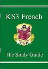 KS3 French Study Guide by CGP Books (Paperback, 2002)
