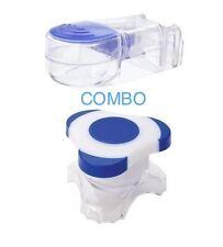 Combo Pack Apex Ultra Pill Crusher / Grinder & Medicine Splitter/ Cutter w Grip