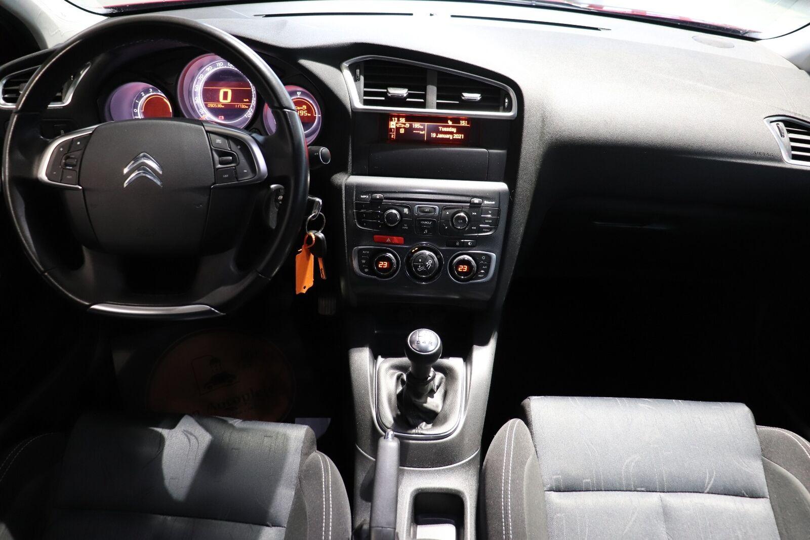 Citroën C4 HDi 90 Seduction