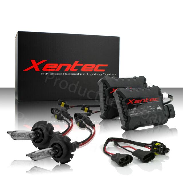 Xentec Super Slim 9006 Hid kit 6k 8k 10k 12k 30k 5k 6000k 15k blue green yellow