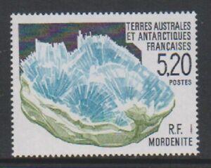 French-Antarctic-1991-5f20-Mordenite-stamp-MNH-SG-279