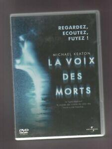 DVD - La Stimme Des Toten Avec Michael Keaton