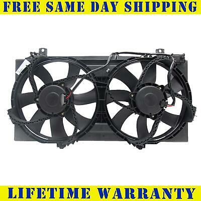 Radiator Cooling Fan For 2010-2011 Chevrolet Camaro