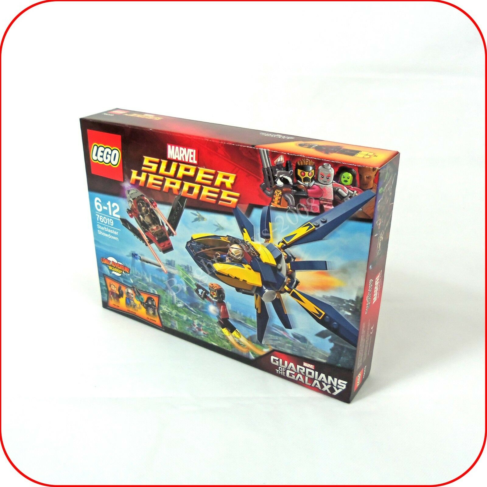 LEGO 76019 Marvel Super Heroes Guardians of the Galaxy Starblaster Showdown NE