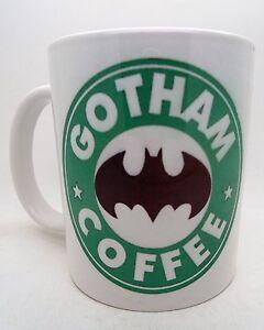 704034fd0b06e Image is loading Batman-Gotham-Starbucks-Parody-11oz-Mug-Mugs-quality-