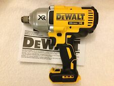 """New Dewalt DCF897B 3/4"""" 20 Volt 20V Max XR Brushless 3 Speed Impact Wrench"""