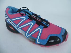 salomon speedcross 3 gtx orange junior