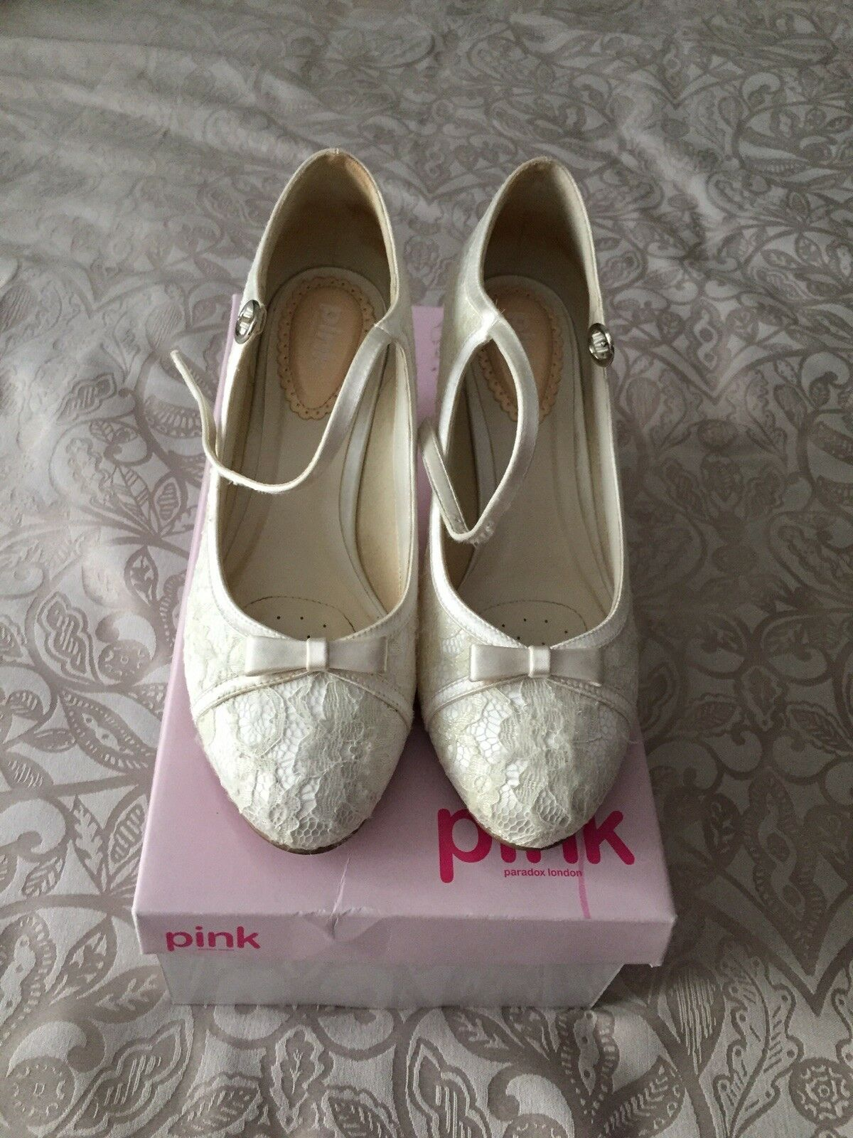Wedding Shoes By Pink.