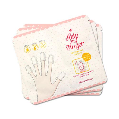 [ETUDE HOUSE] Help My Finger Nail Finger Pack - 3pcs