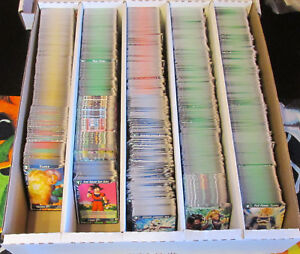 Dragon Ball Super TCG 50 CARD LOT - Common and Uncommon NEAR MINT