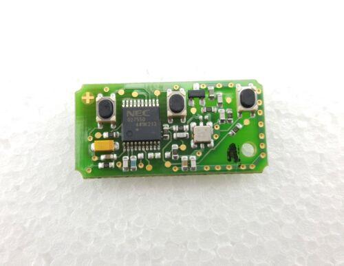 3M5T 15K601 AC Focus Ford Fiesta Galaxy 3 Button Flip Key Circuit Board