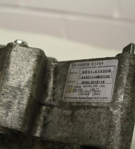 05-15 Mk3 AIR CON PUMP // COMPRESSOR Mazda MX5 NC conditioning regas