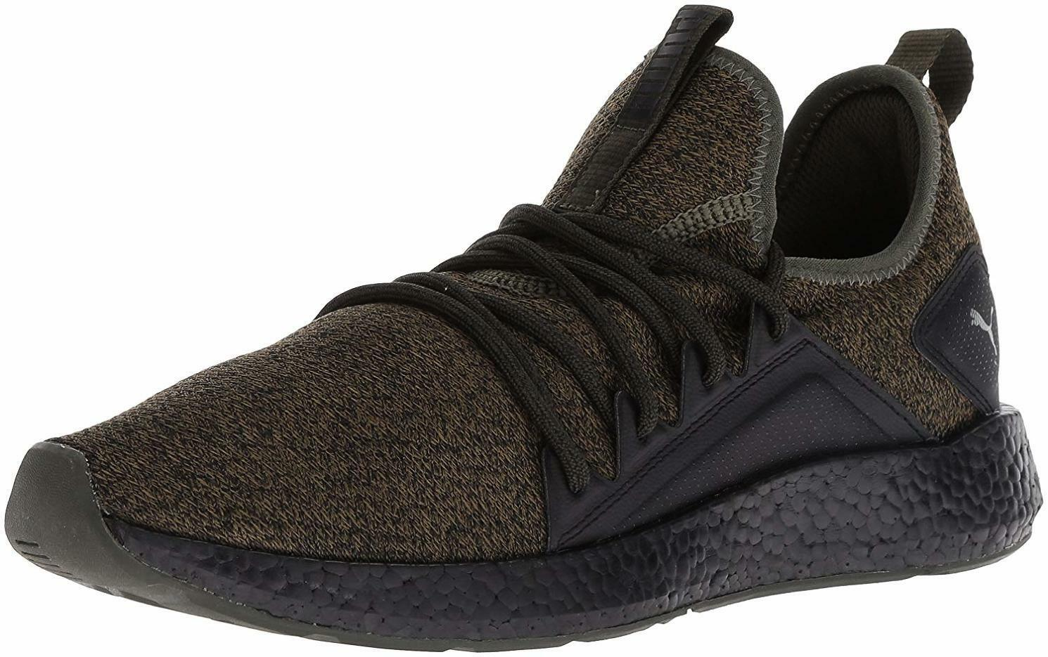 PUMA Men's Nrgy Neko Knit Sneaker, - Choose SZ color