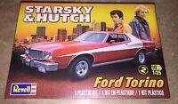 Revell Starsky & Hutch Ford Torino 1/25 Model Car Kit 4023