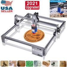 30w Diy Cnc Laser Engraving Cutting Machine Engraver Logo Printer Desktop Ji