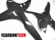 08 09 2008 2009 2010 SUZUKI GSXR 600 750 CARBON FIBER FRONT SIDE FAIRINGS