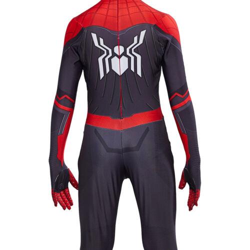 Spider-Man Loin D/'Accueil Enfants Garçons Spiderman Zentai Enfant Cosplay Costume Costume