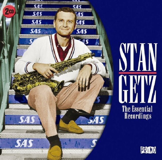 Stan Getz - The Essential Recordings (2017)  2CD  NEW/SEALED  SPEEDYPOST
