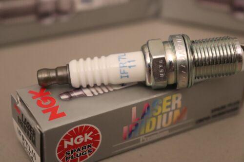 Honda SporTrax TRX450R NGK IFR7L11 Iridium Spark Plug TRX450 TRX 450 TRX450ER 04