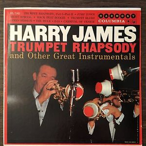 Harry-James-You-Made-Me-Love-You-1959-Vinyl-LP-Record-Col-HL-7162-Near-Mint