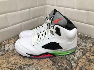 sale retailer 3ef54 72ec2 Nike Air Jordan 5 V Retro Pro Stars Space Jam SZ 16  136027-115   886549388737   eBay
