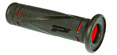 Par de pu/ños para moto Racing perforados Progrip 717