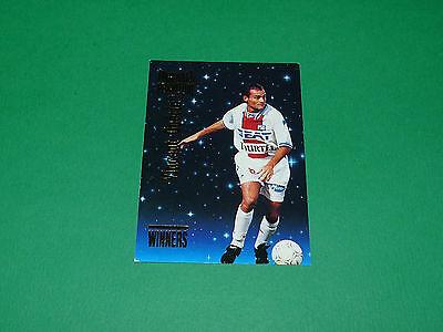 V. GUERIN WINNERS FOOTBALL CARD PREMIUM 1994-1995 PARIS SAINT-GERMAIN PSG PANINI