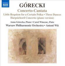 Little Requiem for a Certain Polka/Three Dances Ha, New Music