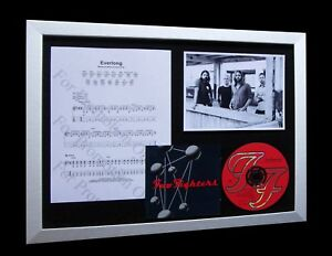 FOO-FIGHTERS-Everlong-LTD-GALLERY-QUALITY-CD-FRAMED-DISPLAY-EXPRESS-GLOBAL-SHIP