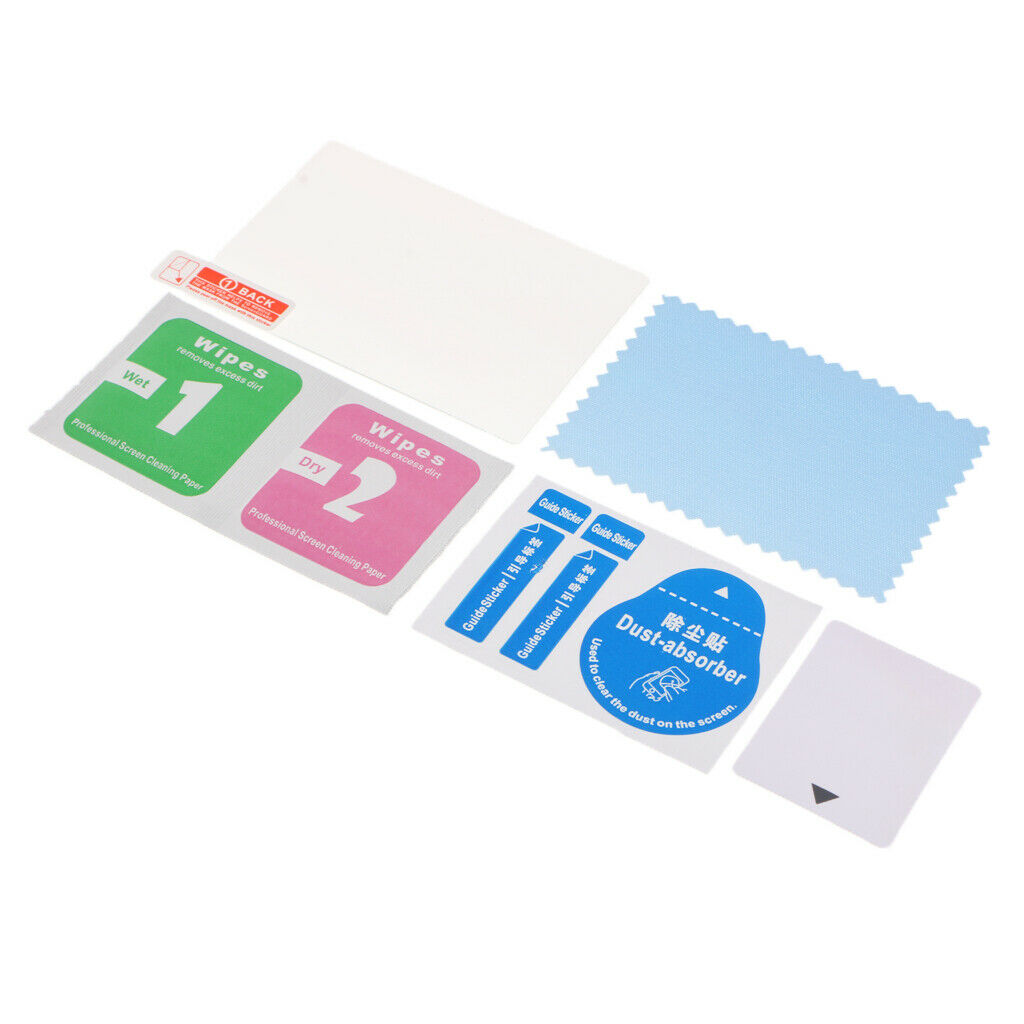 Tempered Screen Protector foils for Canon SX620 HS SX730 / HS 0.3 mm